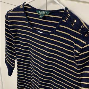 Lauren ralph lauren blouse